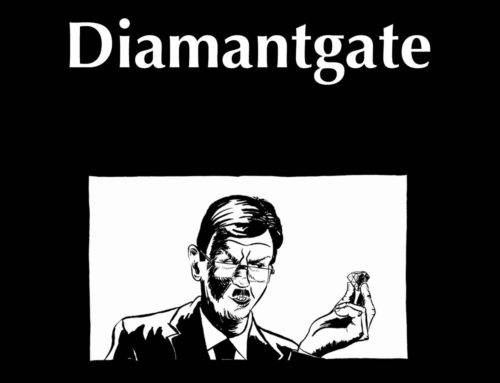 Diamantgate in de pers