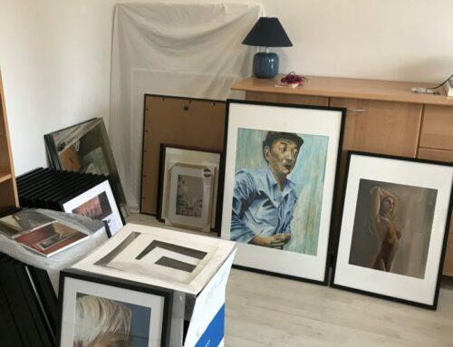 Vernissage expo schilderijen & tekeningen