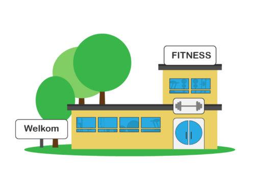 Animatievideo fitness.be
